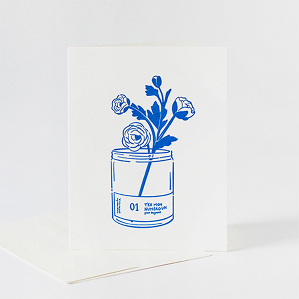 card – number one